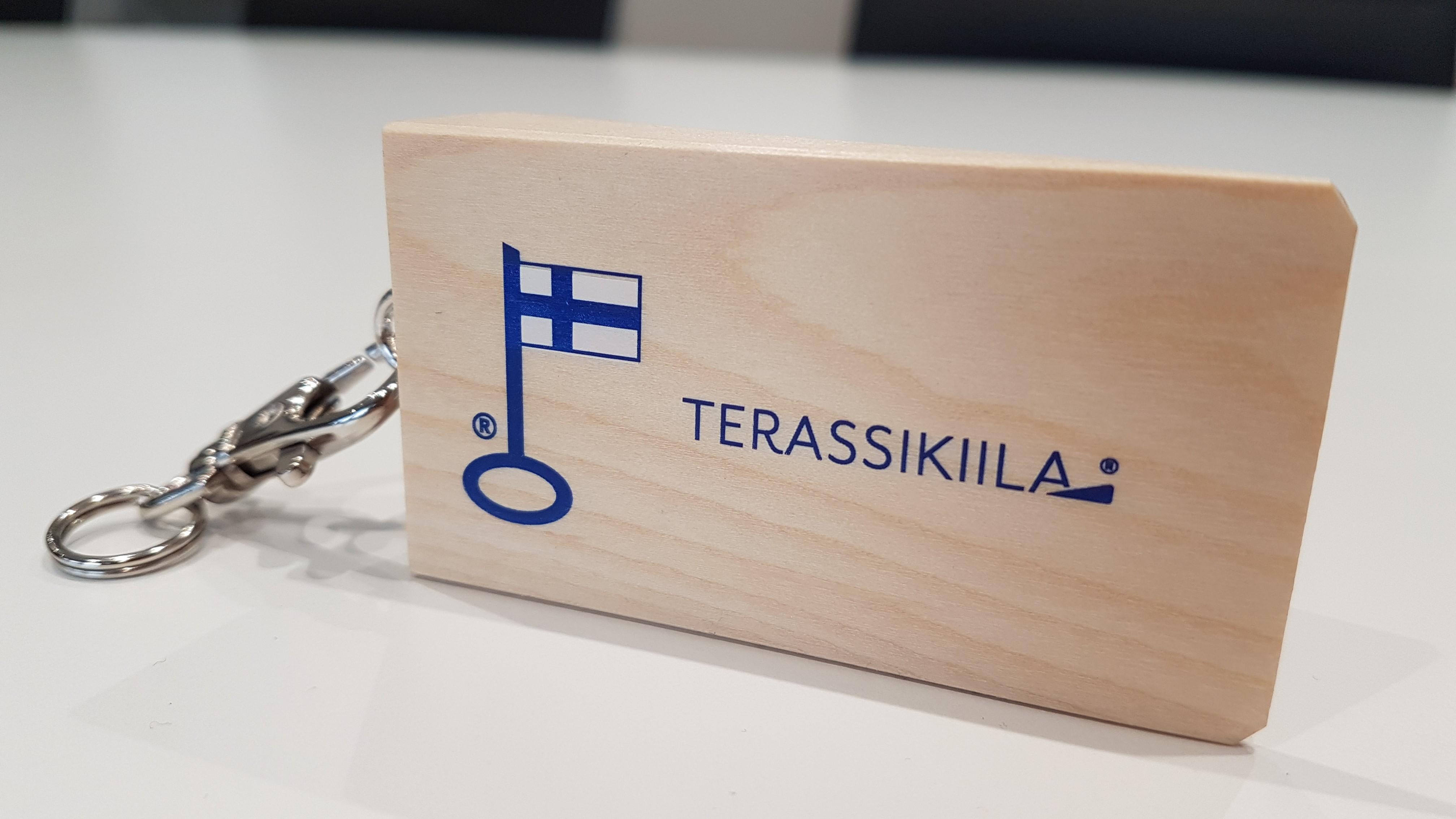 Avainlippu-Terassikiila